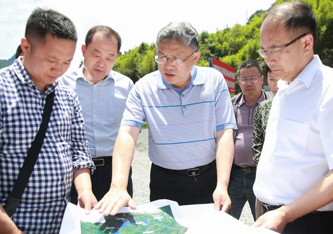 坚定不移走生态优先绿色发展之路  为长江经济带高质量发展提供坚强水利保障