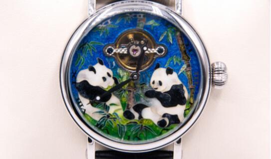 传播熊猫文化 打响雅安品牌