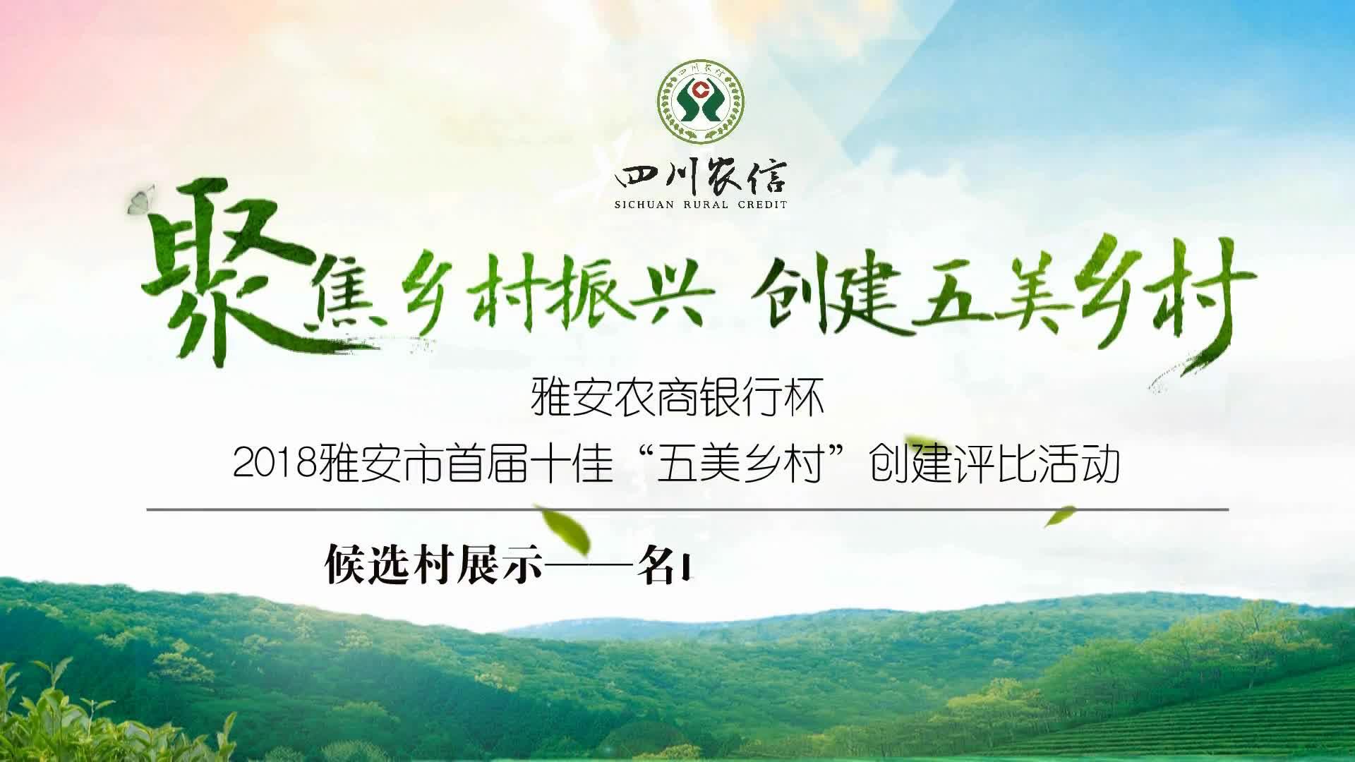 名山区红星镇天王村